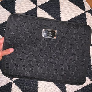Marc Jacobs computer sleeve